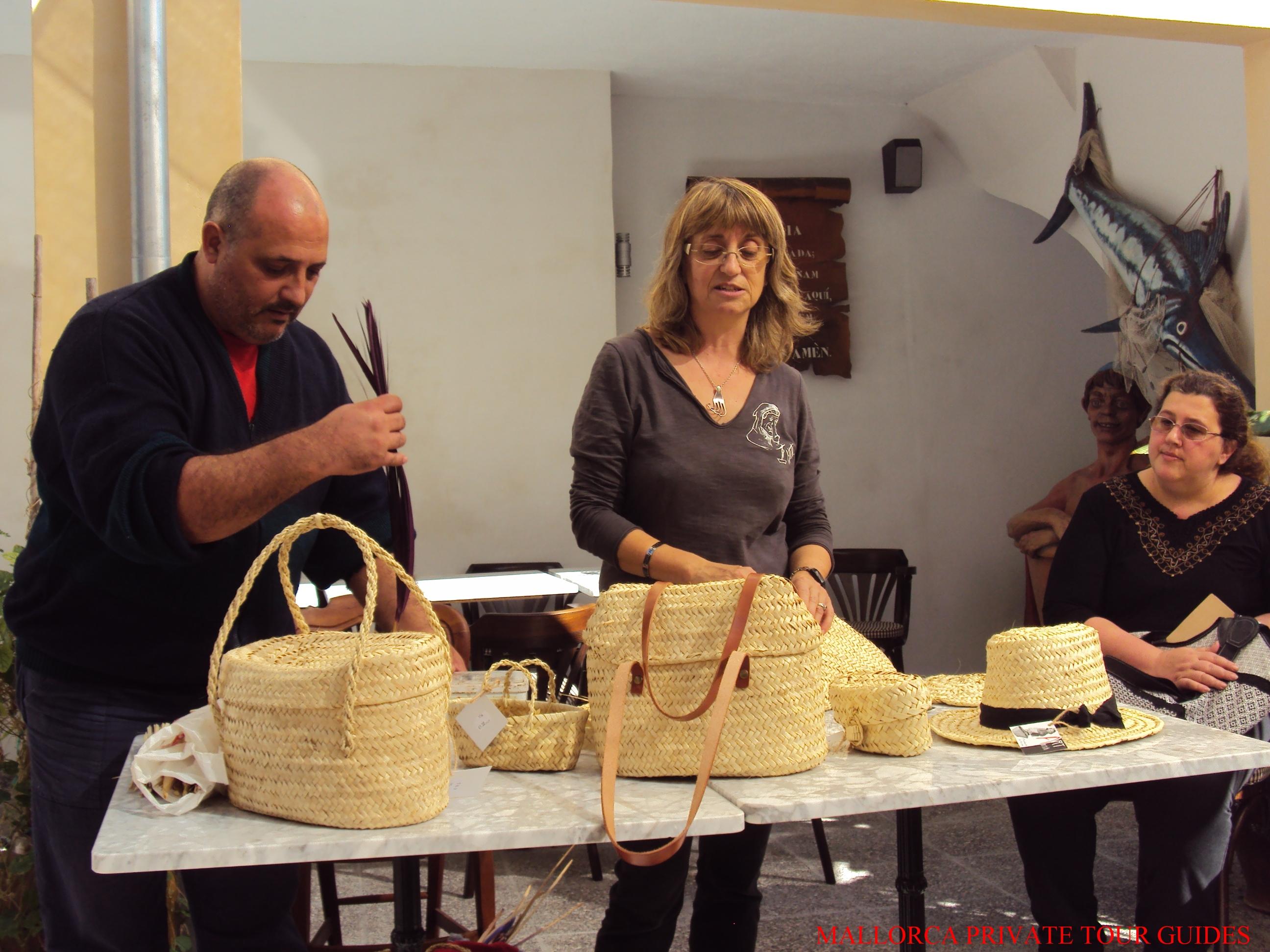 Mallorca arts&Crafts-llatra